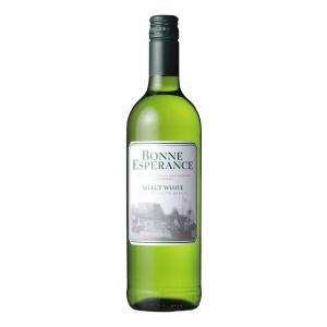 白ワイン 南アフリカ 西ケープ州 ボン・エスペランス 白 750ml|sakehonpotauemon