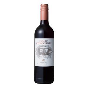 赤ワイン 南アフリカ 西ケープ州 KWVコンコルディア 赤 750ml|sakehonpotauemon