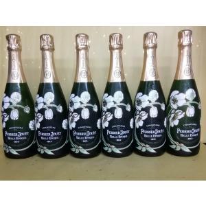 特別価格!正規品 ペリエ ジュエ ベルエポック 2012 750ml 6本セット シャンパン スパークリングワイン|sakehonpotauemon