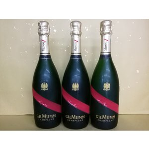 正規品 マム グラン コルドン 750ml  3本セット シャンパン シャンパーニュ フランス sakehonpotauemon