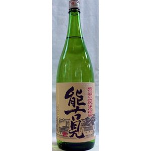 能古見 特別純米酒1,8L入|sakehouse