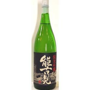 能古見 辛口純米吟醸1,8L入|sakehouse