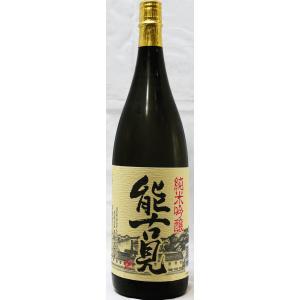 能古見 純米吟醸1.8l入|sakehouse