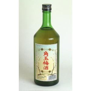 小瓶 角玉梅酒 750ml (12度)|sakeichi