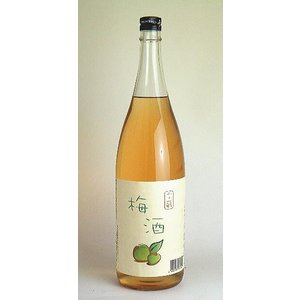 文蔵梅酒 18度 1800ml|sakeichi