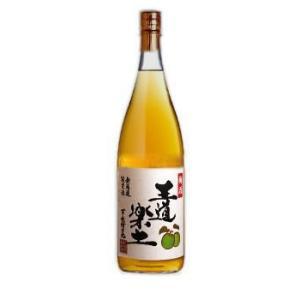 【梅酒】 王道楽土 芋焼酎仕込み 14度1800ml|sakeichi