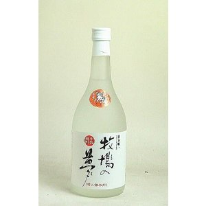牧場の夢・小瓶 牛乳焼酎 25度720ml|sakeichi