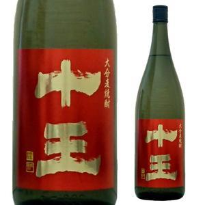 大分麦焼酎 十王 25度 1800ml むぎ焼酎 焼酎 みろく酒造 大分県 1.8 1.8L 一升瓶|sakeichi