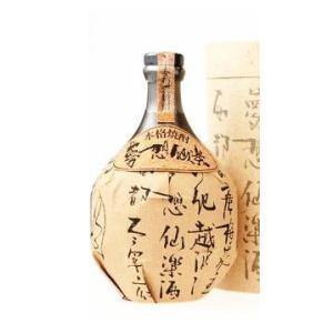 夢想仙楽 麦焼酎 40度 720ml|sakeichi