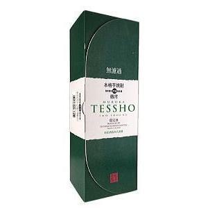 PREMIUM TESSHO プレミアム 徹宵 (てっしょう) 無濾過 芋焼酎30度720ml|sakeichi|03