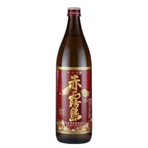 赤霧島 25度 芋焼酎 900ml|sakeichi