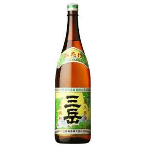 三岳(みたけ)  芋焼酎 25度 1800ml|sakeichi
