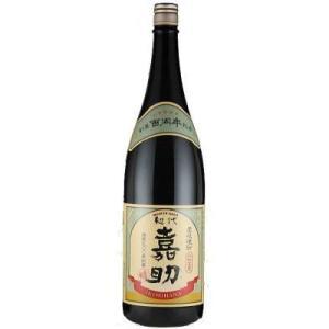 初代 嘉助 むぎ焼酎 25度 1800ml|sakeichi