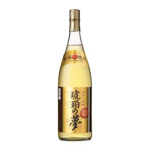 琥珀の夢 長期熟成麦焼酎 1800ml|sakeichi