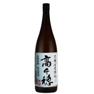 高千穂 黒麹仕込み 25度 1800ml|sakeichi