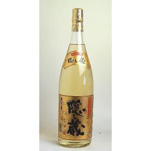 隠し蔵 長期熟成麦 25度 1800ml|sakeichi