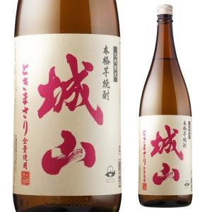 九州限定焼酎 城山ときまさり 1.8L|sakeichi