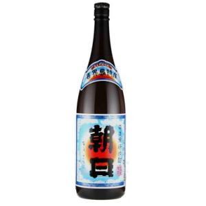 朝日 黒糖焼酎 30度 1800ml|sakeichi