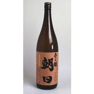 壱乃醸 朝日 25度 黒糖焼酎1800ml|sakeichi
