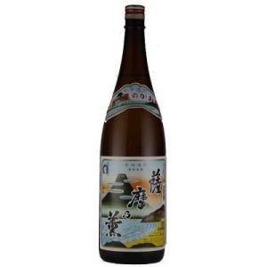薩摩乃薫 (田村合名) 芋焼酎 25度 1800ml|sakeichi