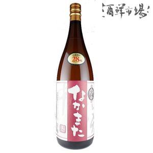 中俣酒造 芋焼酎 なかまた 28度 1800ml 黄金千貫 黒麹仕込 1.8L 焼酎|sakeichi
