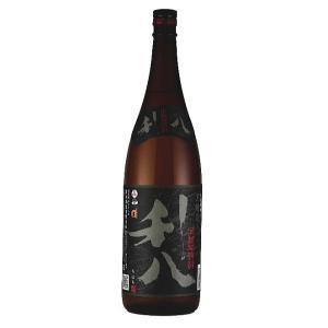 利八・黒麹仕込 芋焼酎25度 1800ml|sakeichi