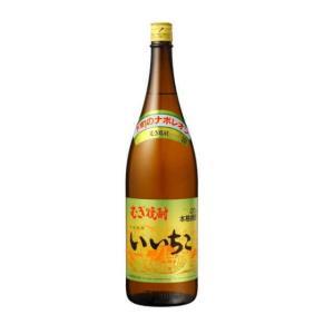 [麦焼酎]9本まで同梱可 20度 いいちこ 1.8L瓶 1本(1800ml 1.8リットル 大分)三和酒類株式会社 sakemakino