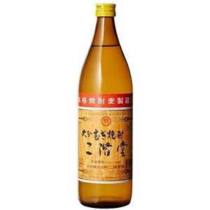 [麦焼酎]20本まで同梱可 20度 二階堂 900ml瓶 1本(900ml)二階堂酒造 sakemakino