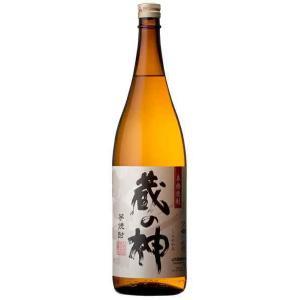 [芋焼酎]9本まで同梱可★芋焼酎 25度 蔵の神 1.8L瓶 1本  山元酒造 (1800ml)|sakemakino