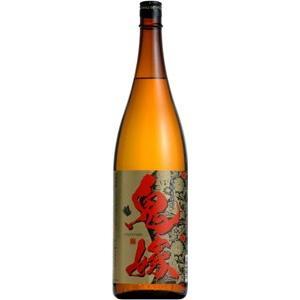 [麦焼酎]9本まで同梱可 25度 鬼嫁(麦) 1.8L瓶 1本(1800ml) 岩川醸造 sakemakino