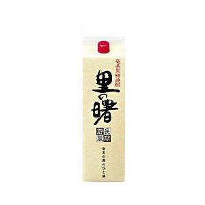 [黒糖焼酎]12本まで同梱可 長期貯蔵 里の曙 25度 1.8Lパック 1本 (1800ml)|sakemakino