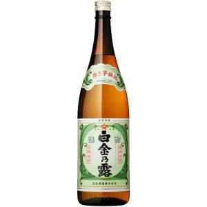 [芋焼酎]9本まで同梱可★芋焼酎 25度 白金乃露 1.8L瓶 1本 白金酒造(1800ml)|sakemakino