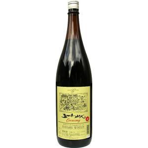 [ワイン]9本まで同梱可 五一わいん エコノミー 赤 1.8L 1本(1800ml)(五一ワイン)(国産・信州)|sakemakino