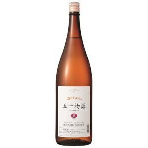 [ワイン]9本まで同梱可 五一わいん 五一物語 赤 1.8L 1本(1800ml)(国産)(五一ワイン)(信州)|sakemakino