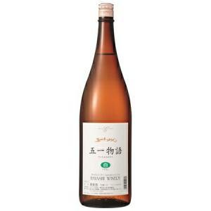 [ワイン]9本まで同梱可 五一わいん 五一物語 白 1.8L 1本(1800ml)(国産)(五一ワイン)(信州)|sakemakino