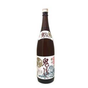[清酒・日本酒]9本まで同梱可 葵伝説 鬼ころし 13% 1800ml 1本 (1.8L)瓶 明利酒類|sakemakino