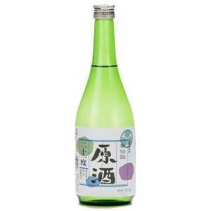 〔清酒・日本酒〕24本まで同梱可 葵伝説しぼりたて原酒 21% 720ml 梅酒用にも|sakemakino