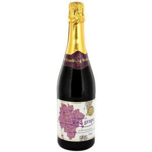 [飲料]20本まで同梱可 朝日 レッドグレープ ノンアルコールスパークリングワイン 750ml瓶 1本(グレープジュース) sakemakino