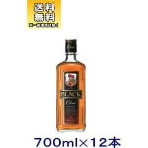 [ウイスキー]送料無料※12本セット アサヒ ブラックニッカクリア 700ml 12本(1ケース12本入り)(700ml ニッカブレンデッド)アサヒビール|sakemakino