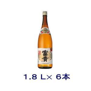 [日本酒・清酒]★送料無料★6本セット 合同酒精 ぼたん富貴 1800ml瓶 6本(1.8L)(ふうき)|sakemakino