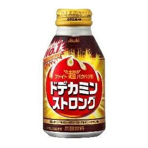 [飲料]3ケースまで同梱可 アサヒ ドデカミン ストロング 300mlボトル缶 1ケース24本入り(300ml 自販機可 手売り可 エナジードリンク)|sakemakino