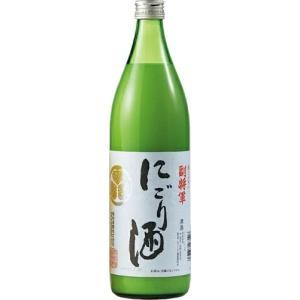 〔清酒・日本酒〕20本まで同梱可 副将軍 にごり酒 900ml 1本|sakemakino