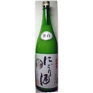 [清酒・日本酒]9本まで同梱可 副将軍 にごり酒 1800ml 1本 瓶(1.8L)明利酒類|sakemakino