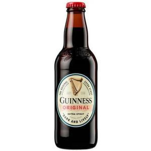 [ビール]1ケースで1梱包 キリン ギネス エクストラスタウト 小瓶 1ケース24本入り(330ml GUINNESS びん ビン KIRIN)キリンビール|sakemakino