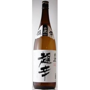 [清酒・日本酒]9本まで同梱可 佳撰 白鹿 超辛 1.8L 1本 (1800ml)辰馬本家酒造|sakemakino