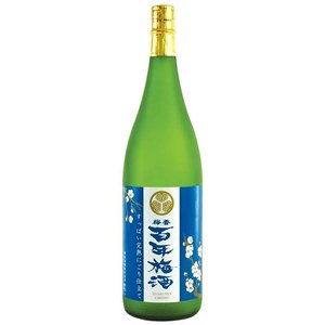 [梅酒]9本まで同梱可 梅香 百年梅酒 すっぱい完熟にごり仕立て 1.8L 1本(1800ml ばいこう ひゃくねんうめしゅ めいり メイリ)明利酒類|sakemakino