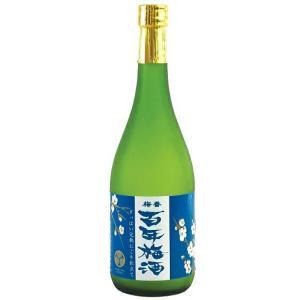 [梅酒]20本まで同梱可 日本一の梅酒 梅香 百年梅酒 すっぱい完熟にごり仕立て 720ml 1本(ばいこう ひゃくねんうめしゅ メイリ)明利酒類|sakemakino