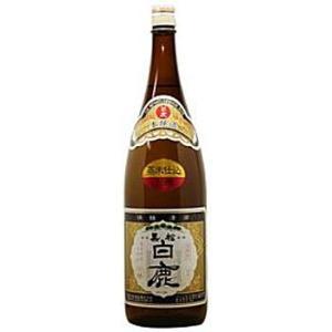 [清酒・日本酒]9本まで同梱可 上撰 黒松白鹿 本醸造 1.8L 1本(1800ml)辰馬本家酒造※ sakemakino
