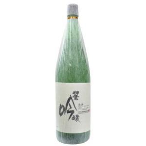 [清酒・日本酒]9本まで同梱可 神鷹吟醸 1.8L 1本(1800ml)江井ヶ嶋酒造|sakemakino
