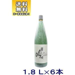 [清酒・日本酒]送料無料※6本セット 神鷹吟醸 1.8L 6本(1800ml)江井ヶ嶋酒造 sakemakino